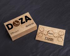Логотип+дизайн визитки