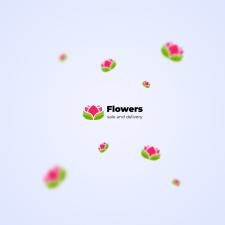Логотип Flowers