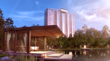 Residential complex visualization