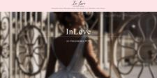Сайт свадебного салона InLove