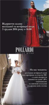 Флаер Поларди