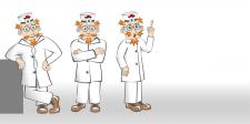 Персонаж доктор