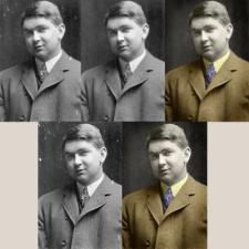 Обработка фото (до и после)
