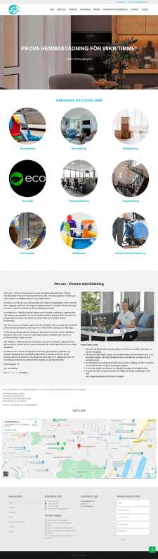 Разработка темы WordPress GPSI mobile 90+