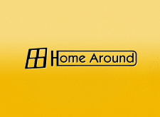 "Дизайн логотипа ""Home Around"""