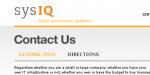 SysIQ.com
