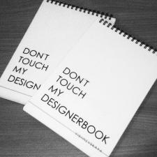 Дизайн блокнотов-скетчбуков
