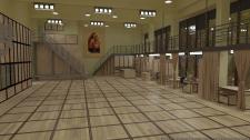 Декорационный цех театра