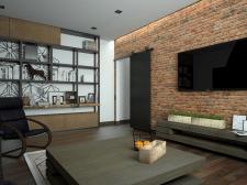 Квартира в стилі LOFT