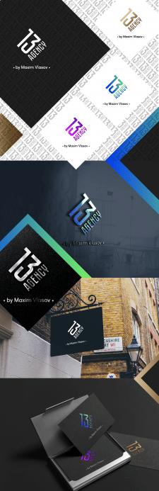 лого agency13