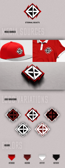 "Логотип ""Eternal Beasts"""