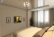 Квартира на Островского. Спальня