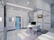 Концепция дизайна частной клиники