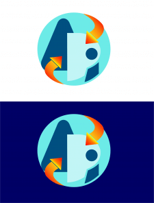 Логотип для мобильного приложения
