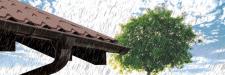 3D визуализация дождевой трубы