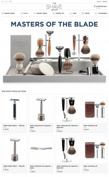 The Shave Shop