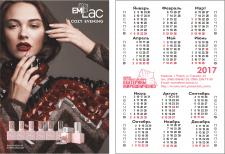 карманный календарь 2017