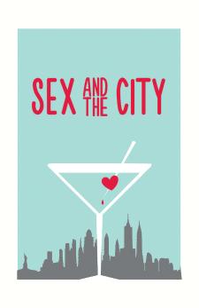 Альтернативный постер к сериалу
