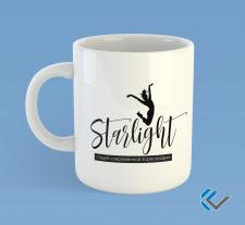 Logo Starlight школа танцев