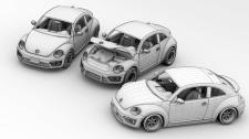 Volkswagen Beetle Wire