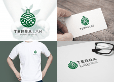 Дизайн логотипа для агрокомпании