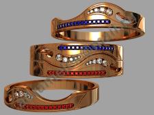 дизайн кольца