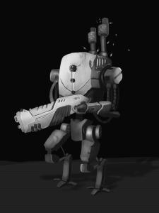 РоботМилитари