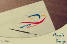 """Логотип для проекта """"ministri online"""""""