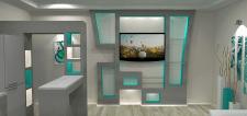 Объединение кухни и зала в одном пространстве