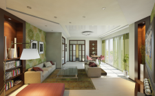 Гостиная 2-х комнатной квартиры