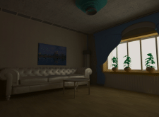 Комната-1