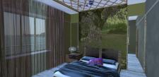 спальня сумерки
