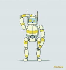 Робот Моллі