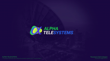 Logo design for telesystems company
