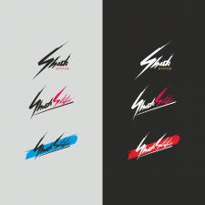 """варианты логотипа """"Shade status"""""""