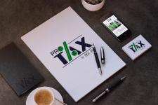 Логотип и фирменный стиль аутсорсинговой компании