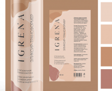 Cosmetics Igrena Design