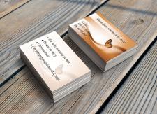 Дизайн визитки для массажиста