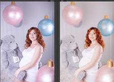 цветокоррекция и обработка фото 3