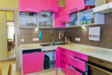 Дизайн 3хкомнатной квартиры в Комфорт Таун