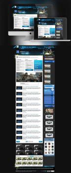 игровой блог (работа 2013 года)