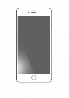 рисунок iPhone