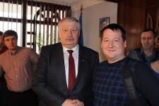 Олег Гаваші - посол України в Словацькій Республіц