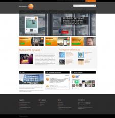 Интернет магазин измерительных приборов на Magento