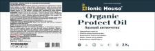 Креатив, дизайн и верстка этикетки Bionic House