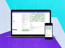 Планировщик маршрутов web-приложение (фронт)