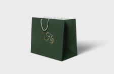 Логотип на пакеті