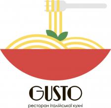 Логотип для ресторана итальянской кухни