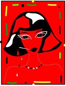 художниця