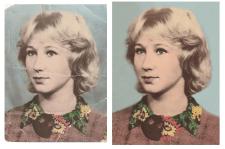 Восстановления фотографии